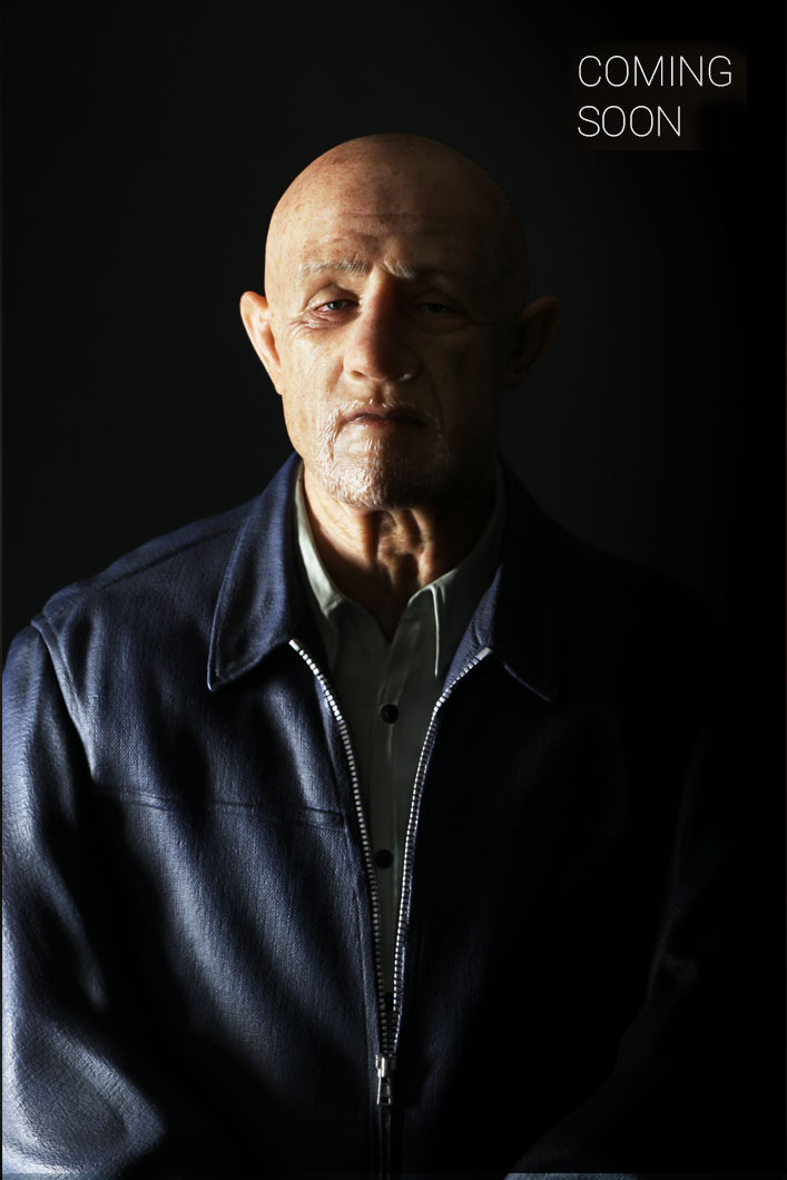 Mike Ehrmantraut 1/4 Scale Statue